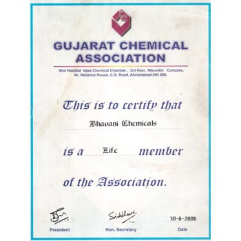 Gujarat Chemical Association