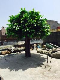 Artificial Banyan Trees