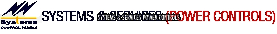Systems & Services Power Controls