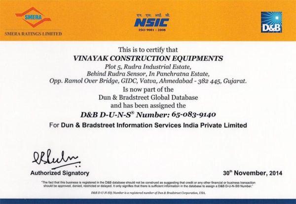 DNB Duns Number