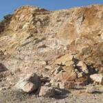 Soda Feldspar Mine 1