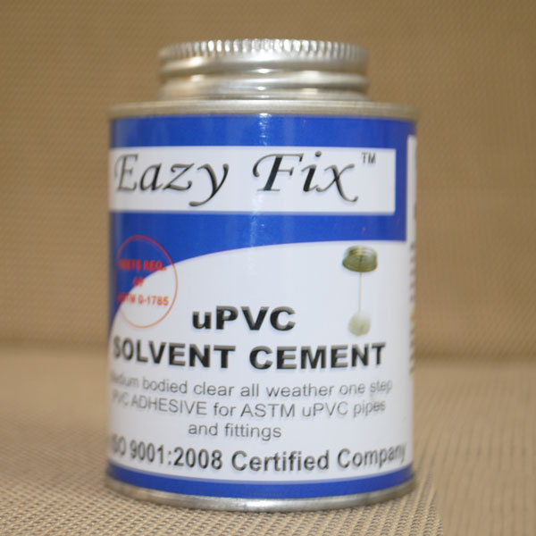 Upvc solvent cement can