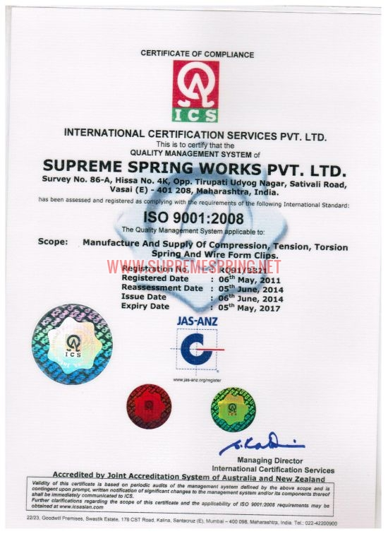 ISO 9001-2008-2016 001