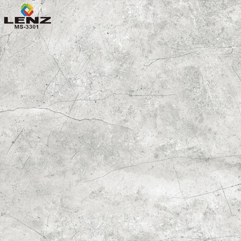 White Vinyl Floor Tiles