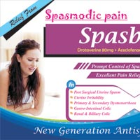 Antispasmodic Tablets