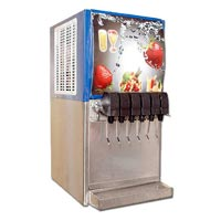 Soda Fountain Machines