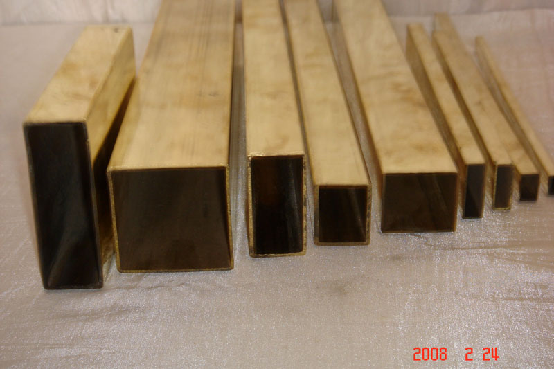 Square brass tubes manufacturers