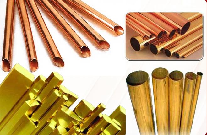 Industrial tubes wholesale brass cupro nickel