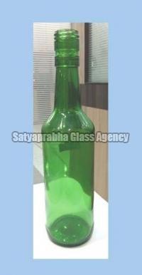 Glass Bordeaux Bottles