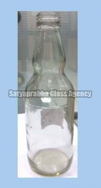 Glass Round Peg Bottles