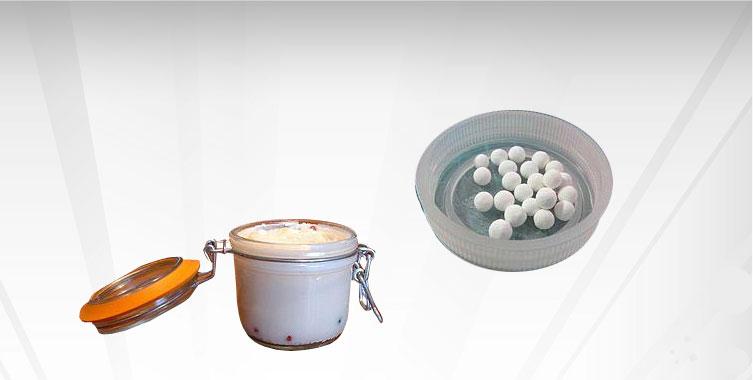 Fire Clay Powder : Fire clay powder calcined black