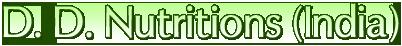 D.d. Nutritions (india)