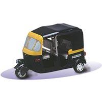 Auto Rickshaw JR.