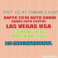 Aapex 2016 Auto Show