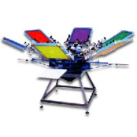 Screen Printing Machine