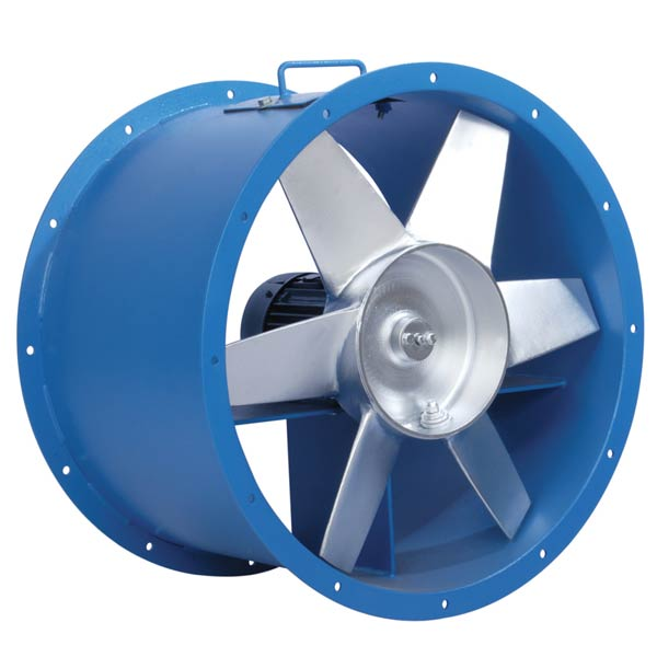 Axial Axial Blower Fans : Axial flow fan wall mounted exporters uttar