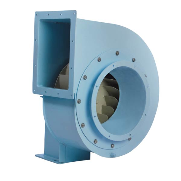 Aluminum High Pressure Centrifugal Blower : High pressure centrifugal blower cyclone dust collector