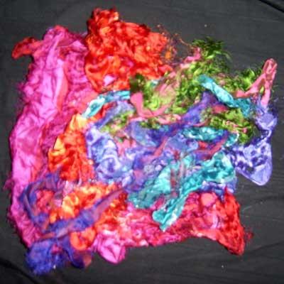 Sari Pieces