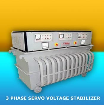 450 KVA Three Phase Servo Voltage Stabilizer