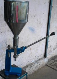 Manual Hand Operated Machine