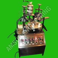 Rotary Type Tube Sealing Machine