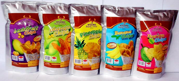 Potato and Banana Chips Manufacturing & Packaging Unit