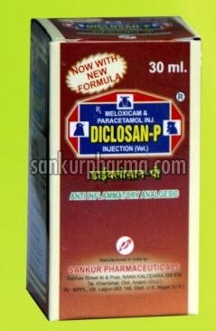 Diclosan-P Injections