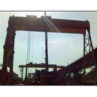 Double Girder Gantry Cranes