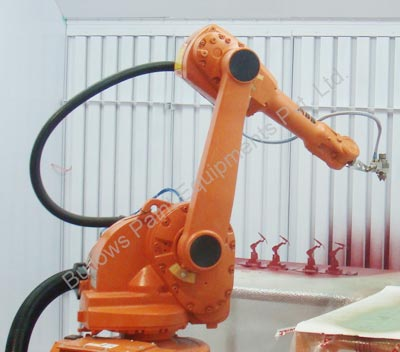 Robotic Paint System