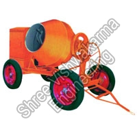 Concrete Mixer ¾ Bag