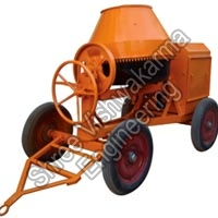 Concrete Mixer Without Hopper (10-7 CFT)