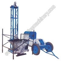 Tower Hoist (750 kg gross)
