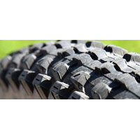 Whole Tire Reclaimed Rubber