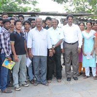 Agri Students Training