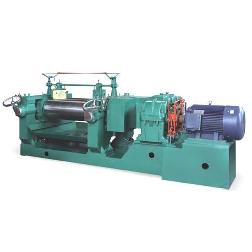 rubber mill machine