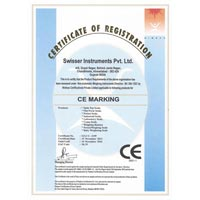 Swisser Instruments Pvt. Ltd (CE Marking)