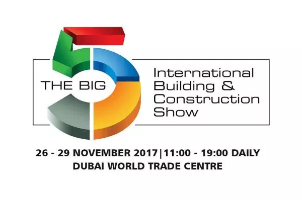The Big 5 Exhibition: International Building & Construction Show