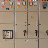 HT and LT Electrical Panels