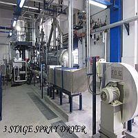 3 Stage Spray Dryer