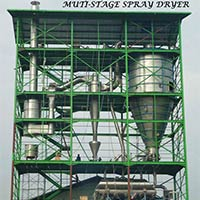 Multi Stage Spray Dryer