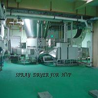 Spray Dryer for HVP