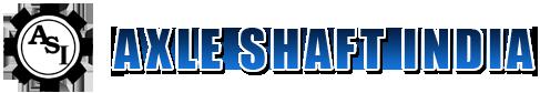 Axle Shaft India