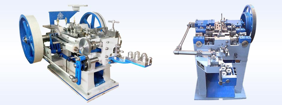 Automatic Cold Thread Rolling Machine Manufacturers & Exporters