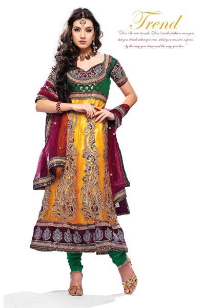 Party Wear Anarkali Suits Party Wear Anarkali Dresses