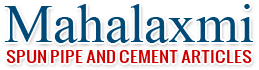 Mahalaxmi Spun Pipe and Cement Articles