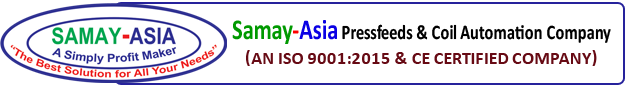 Samay-asia Pressfeeds & Coil Automation Company.