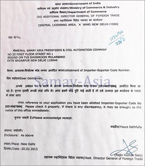 importer exporter in delhi