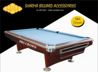 American Style Pool Tables