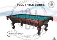 Custom Design Pool Tables