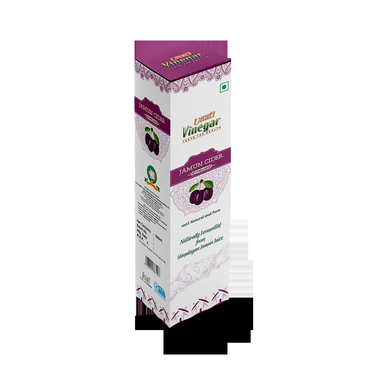 Organic Jamun Vinegar